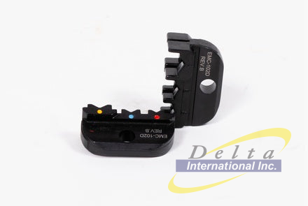 DMC EMC-102DL - Die Set with Locator for R/B/Y Insulated Terminals