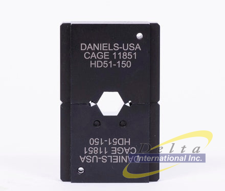 DMC HD51-150 - Die Set for HD51 and XHD51